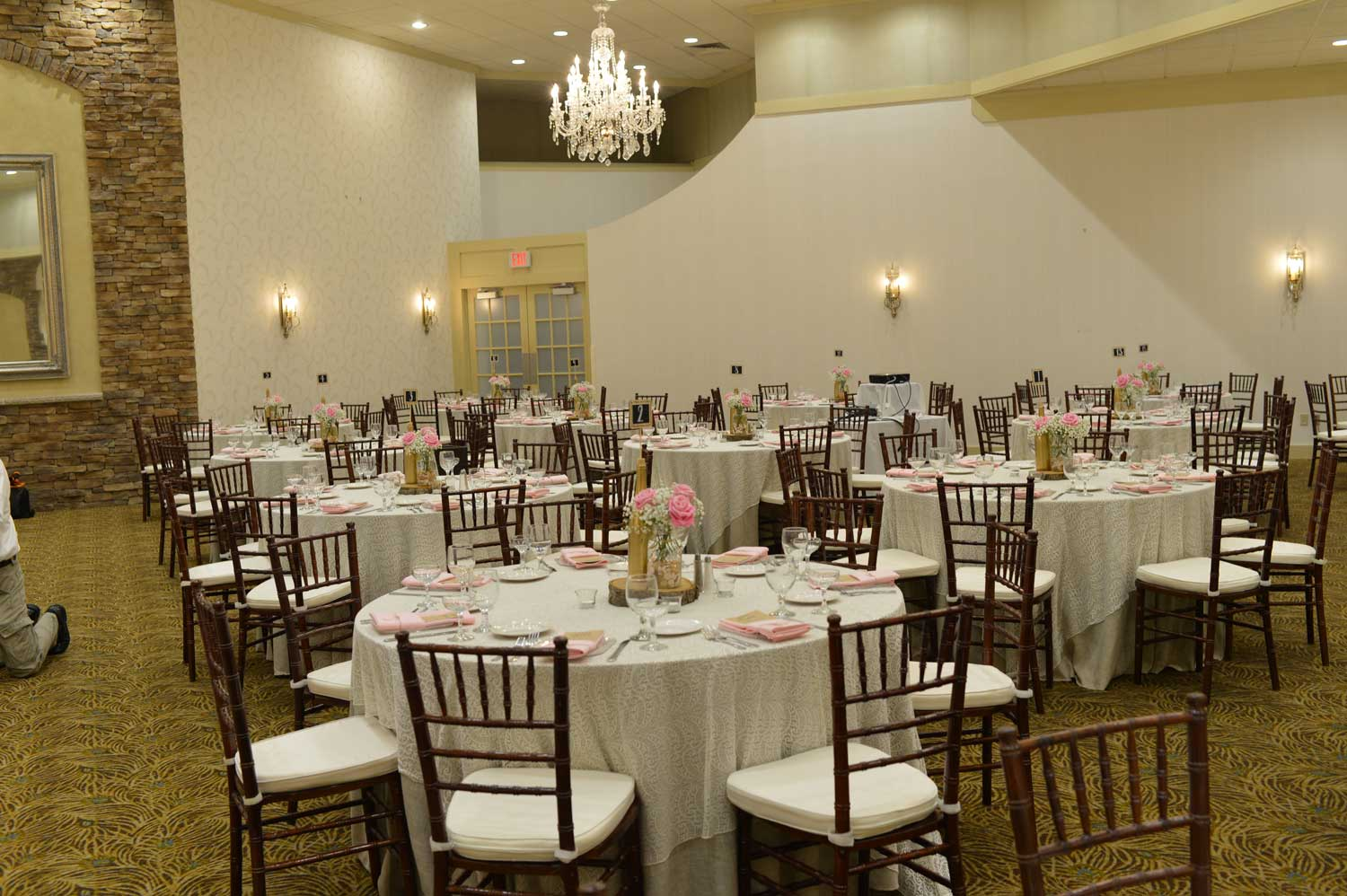 ballroom for weddings and events