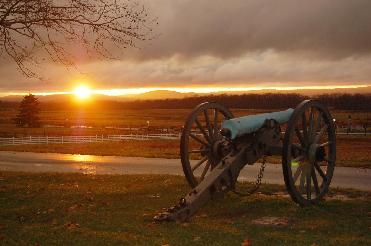gettysburg battle field