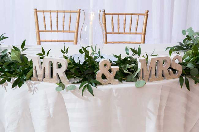 Wyndham Sweetheart Tables